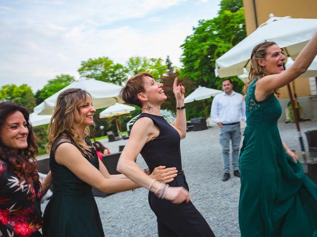 Il matrimonio di Nicola e Letizia a Trescore Balneario, Bergamo 112