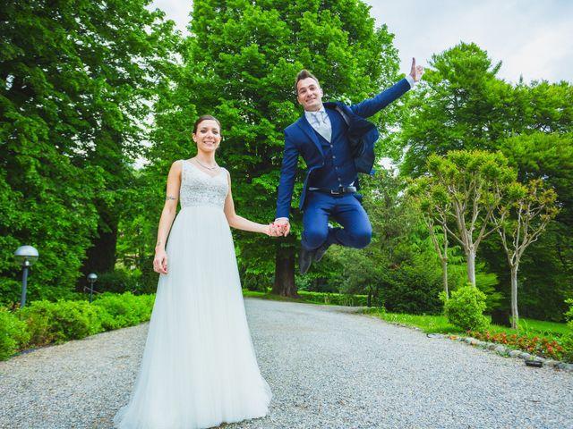 Il matrimonio di Nicola e Letizia a Trescore Balneario, Bergamo 119