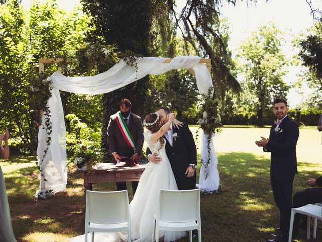 Il matrimonio di Claudio e Valentina a Mogliano Veneto, Treviso 16