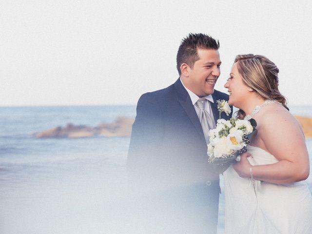 le nozze di Alfio e Mariagela