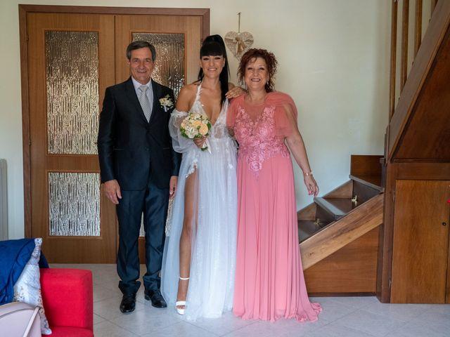 Il matrimonio di Simona e Davide a Terracina, Latina 20