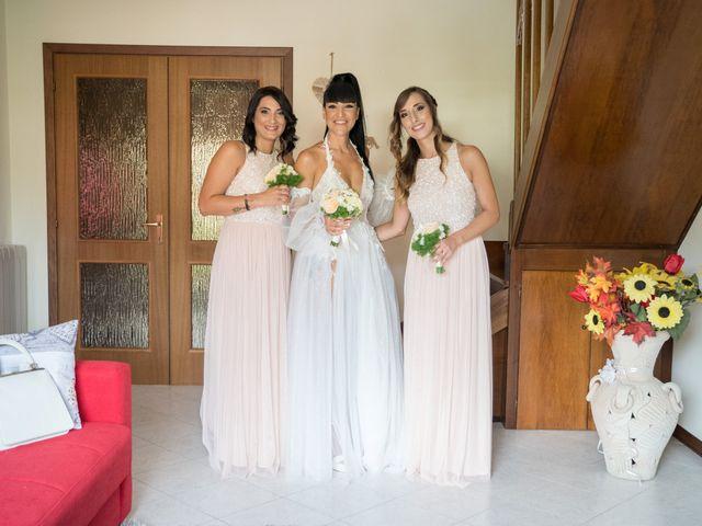 Il matrimonio di Simona e Davide a Terracina, Latina 22