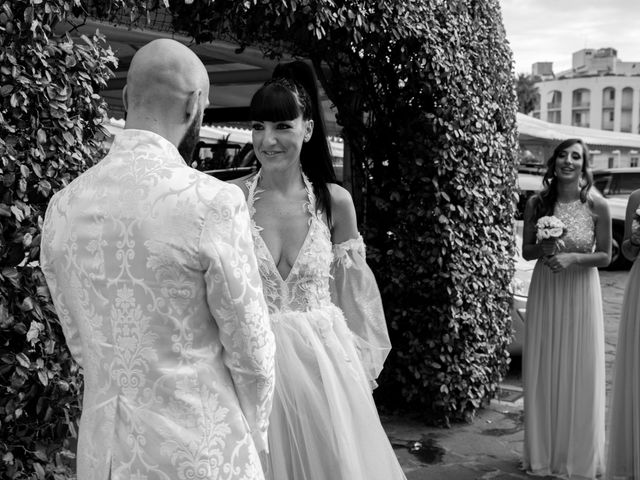 Il matrimonio di Simona e Davide a Terracina, Latina 47