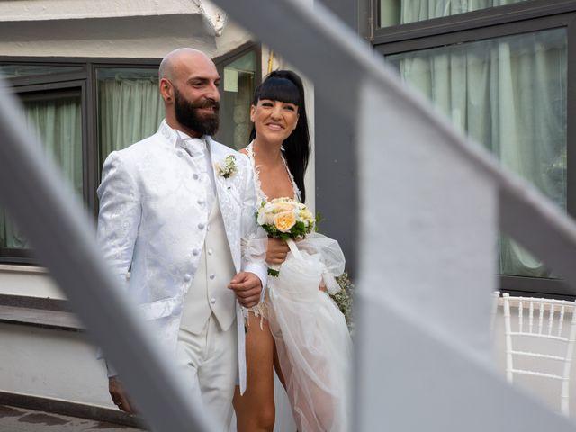 Il matrimonio di Simona e Davide a Terracina, Latina 48
