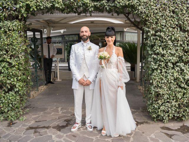 Il matrimonio di Simona e Davide a Terracina, Latina 51