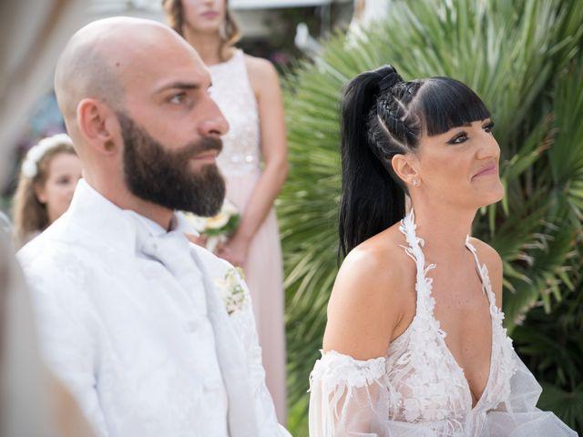 Il matrimonio di Simona e Davide a Terracina, Latina 55