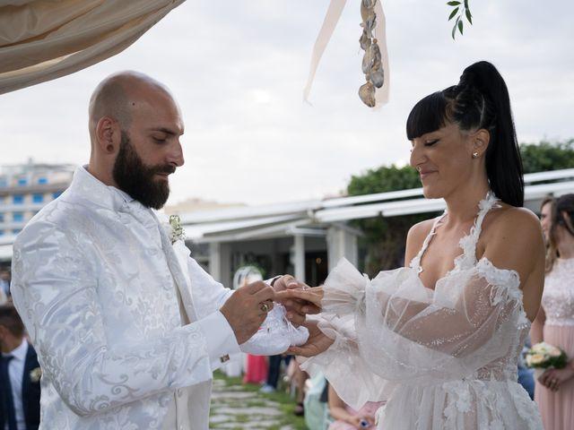 Il matrimonio di Simona e Davide a Terracina, Latina 56