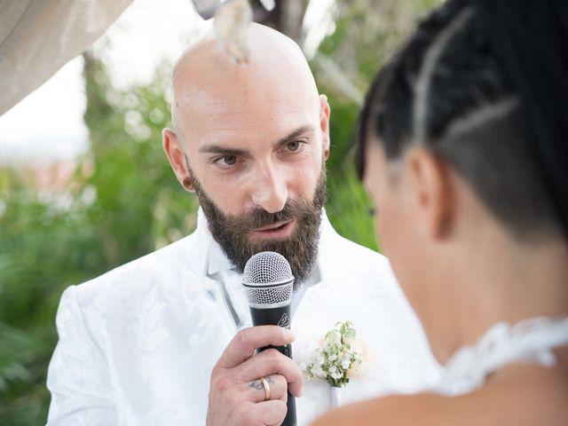 Il matrimonio di Simona e Davide a Terracina, Latina 61