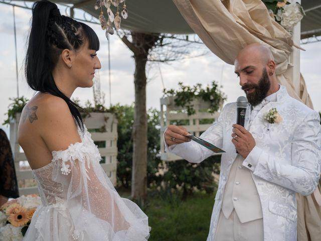 Il matrimonio di Simona e Davide a Terracina, Latina 62