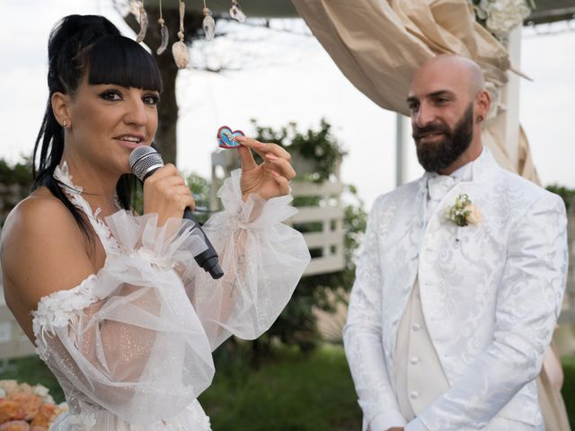 Il matrimonio di Simona e Davide a Terracina, Latina 63
