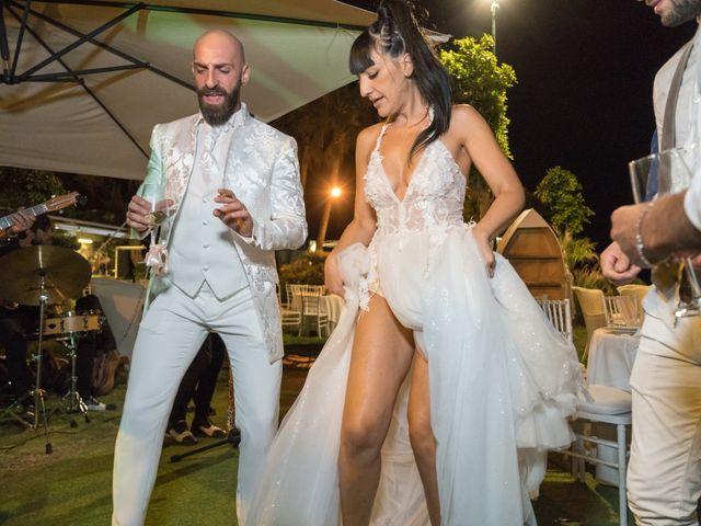 Il matrimonio di Simona e Davide a Terracina, Latina 67