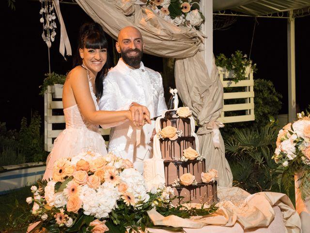 Il matrimonio di Simona e Davide a Terracina, Latina 71
