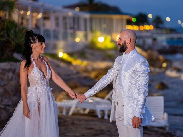 Il matrimonio di Simona e Davide a Terracina, Latina 75
