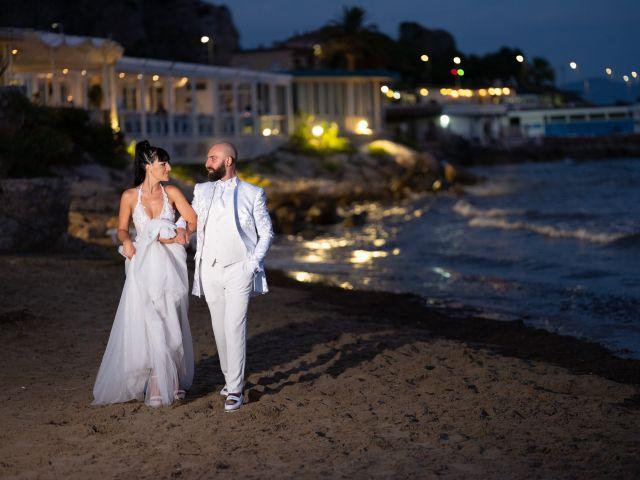 Il matrimonio di Simona e Davide a Terracina, Latina 79