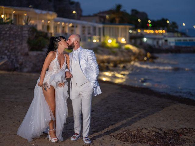 Il matrimonio di Simona e Davide a Terracina, Latina 80