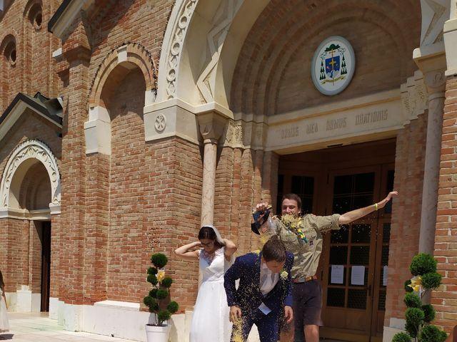 Il matrimonio di Anna e Alessandro a Monastier di Treviso, Treviso 1