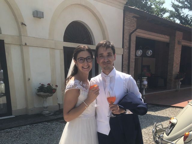 Il matrimonio di Anna e Alessandro a Monastier di Treviso, Treviso 2