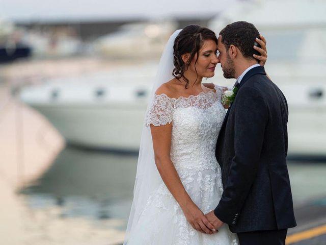 Le nozze di Luisa e Valerio