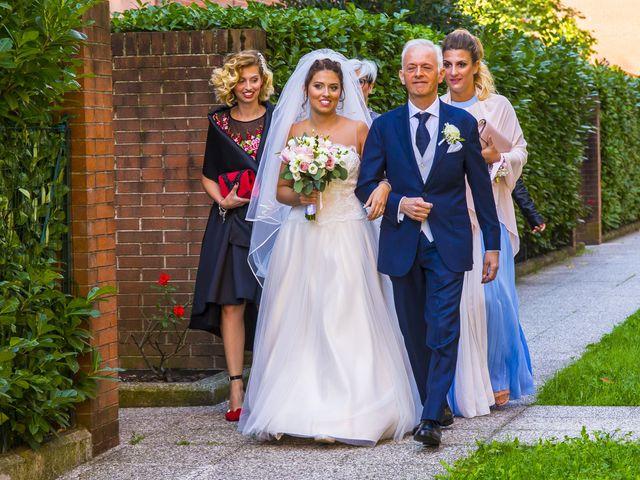 Il matrimonio di Maurizio e Jessica a Caravaggio, Bergamo 15