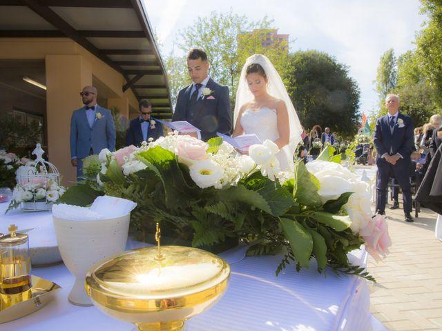 Il matrimonio di Maurizio e Jessica a Caravaggio, Bergamo 18