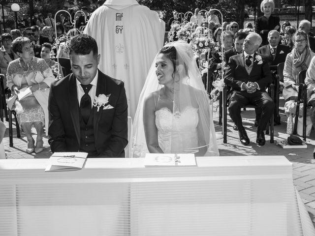 Il matrimonio di Maurizio e Jessica a Caravaggio, Bergamo 19