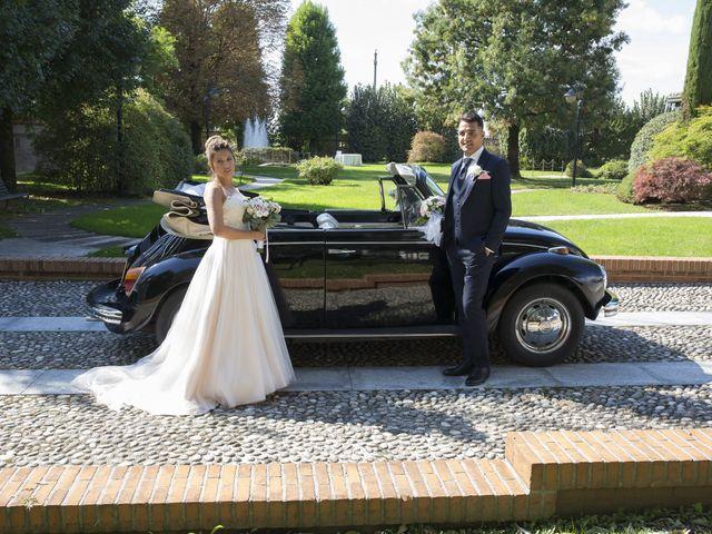 Il matrimonio di Maurizio e Jessica a Caravaggio, Bergamo 32