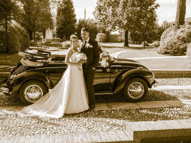 Il matrimonio di Maurizio e Jessica a Caravaggio, Bergamo 33