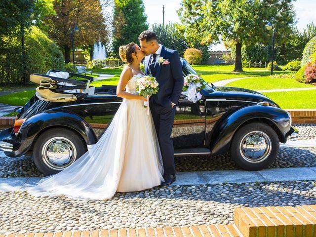 Le nozze di Jessica e Maurizio