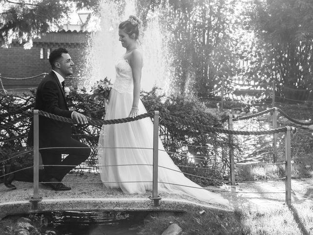 Il matrimonio di Maurizio e Jessica a Caravaggio, Bergamo 45