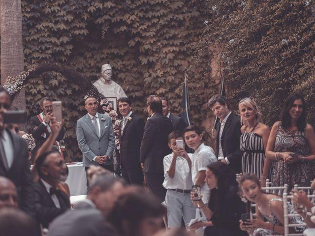 Il matrimonio di Fabio e Sabrina a Santa Marinella, Roma 5