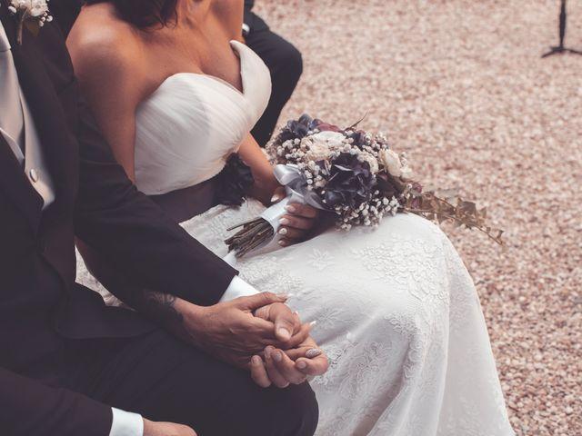 Il matrimonio di Fabio e Sabrina a Santa Marinella, Roma 8