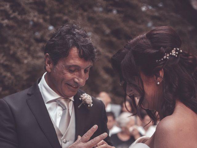 Il matrimonio di Fabio e Sabrina a Santa Marinella, Roma 9