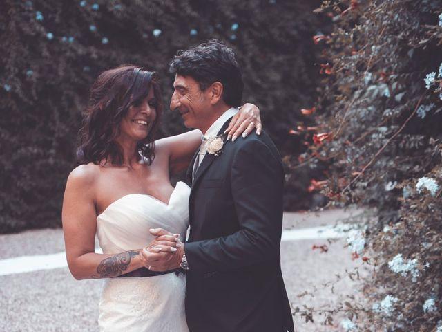 Il matrimonio di Fabio e Sabrina a Santa Marinella, Roma 12