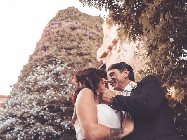 Il matrimonio di Fabio e Sabrina a Santa Marinella, Roma 19