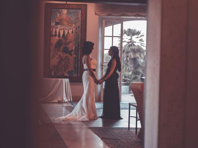 Il matrimonio di Fabio e Sabrina a Santa Marinella, Roma 21
