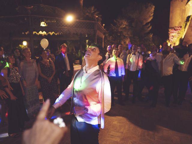Il matrimonio di Fabio e Sabrina a Santa Marinella, Roma 26