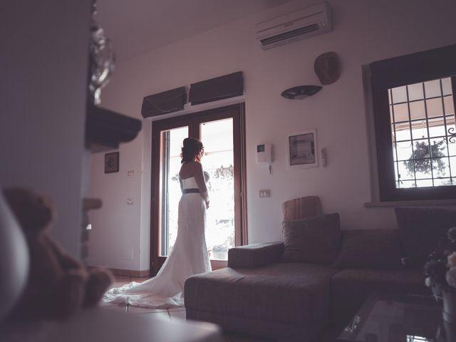 Il matrimonio di Fabio e Sabrina a Santa Marinella, Roma 31