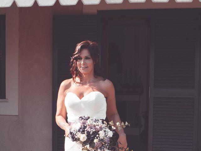 Il matrimonio di Fabio e Sabrina a Santa Marinella, Roma 33