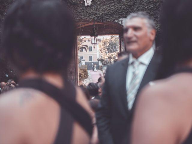Il matrimonio di Fabio e Sabrina a Santa Marinella, Roma 36