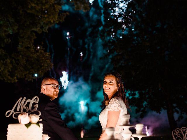 Le nozze di Miriam e Giovanni