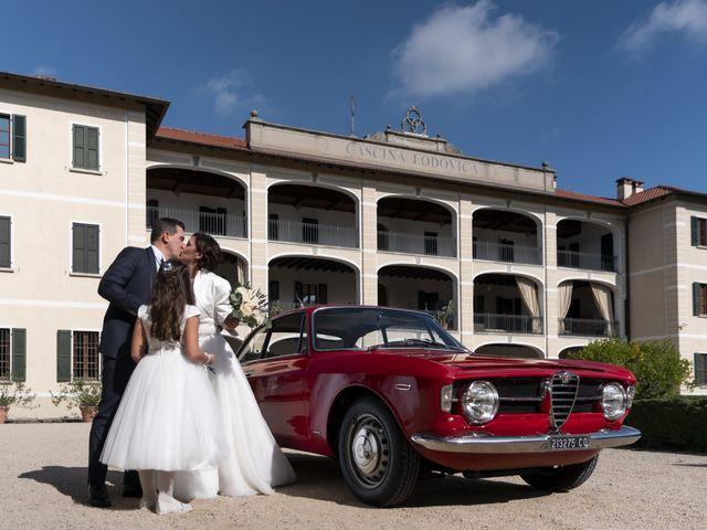 Il matrimonio di Marco e Paola a Cologno Monzese, Milano 4