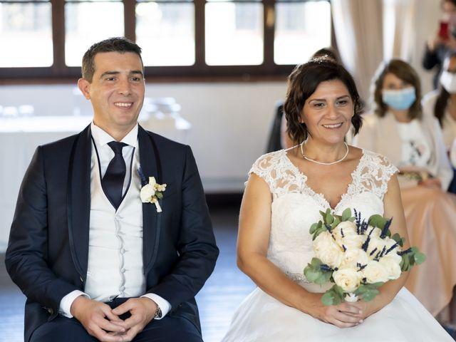 Il matrimonio di Marco e Paola a Cologno Monzese, Milano 25