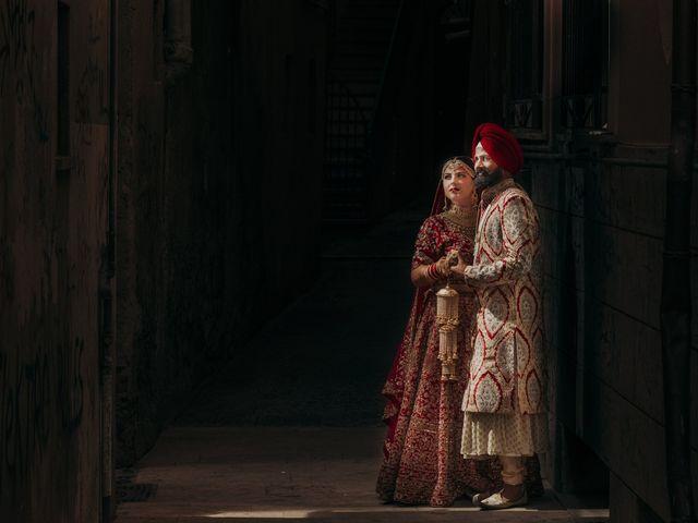Il matrimonio di Gaia e Deep a Lido di Ostia, Roma 10