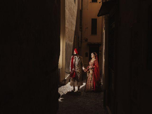 Il matrimonio di Gaia e Deep a Lido di Ostia, Roma 11