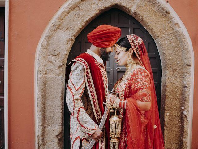 Il matrimonio di Gaia e Deep a Lido di Ostia, Roma 12