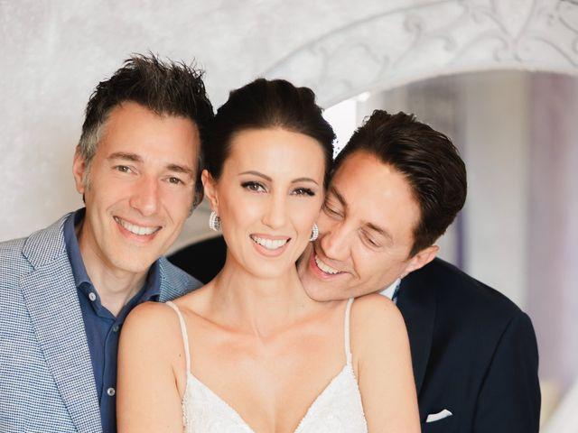 Il matrimonio di Simone e Sarah a Buttigliera Alta, Torino 11