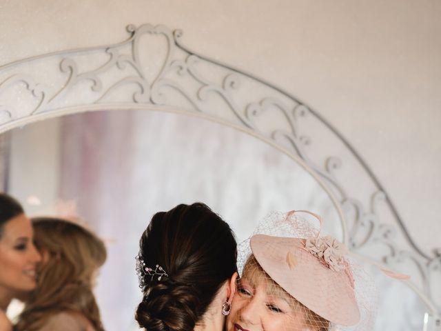 Il matrimonio di Simone e Sarah a Buttigliera Alta, Torino 12