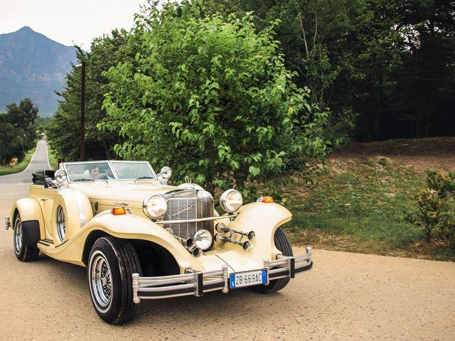 Il matrimonio di Simone e Sarah a Buttigliera Alta, Torino 24