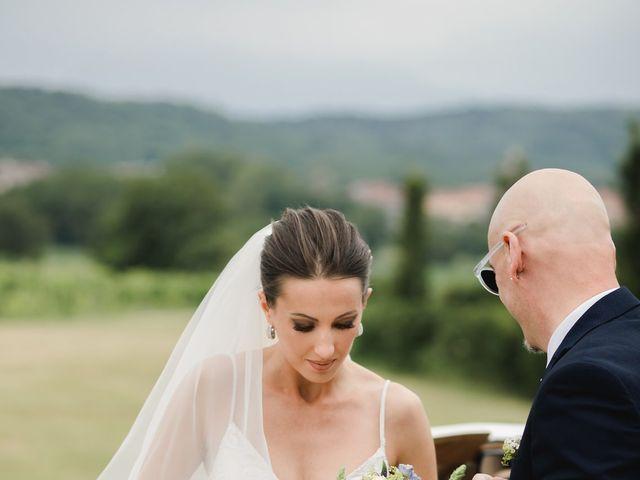 Il matrimonio di Simone e Sarah a Buttigliera Alta, Torino 26