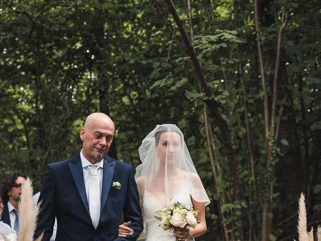 Il matrimonio di Simone e Sarah a Buttigliera Alta, Torino 33